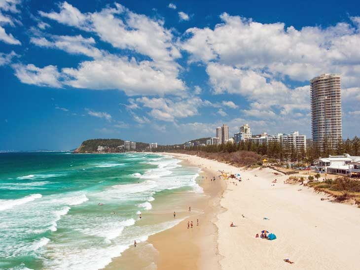 Spend An Amazing Time In The Gold Coast