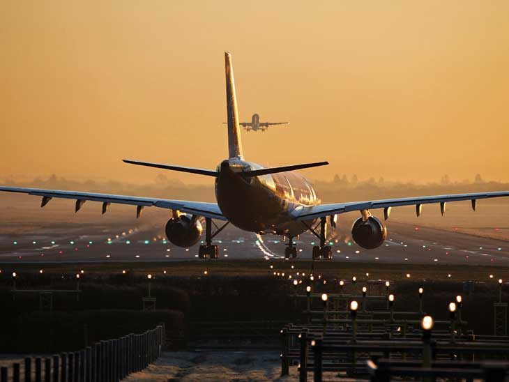 Early morning departures from London Gatwick.